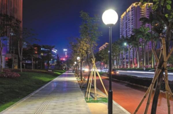 广场公园照明亮化