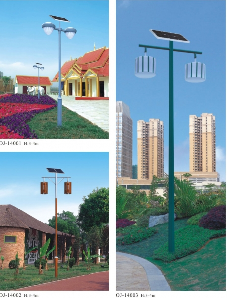 乡村太阳能路灯怎样确定蓄电池的容量