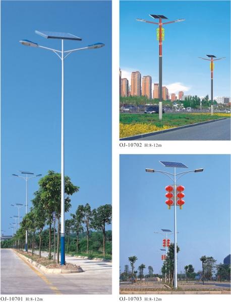 景观灯厂家将太阳能路灯应该怎么保养呢?