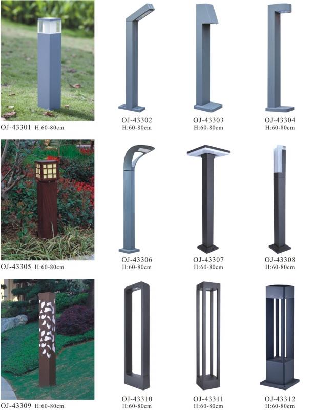 景观灯厂家谈谈草坪灯的保护措施