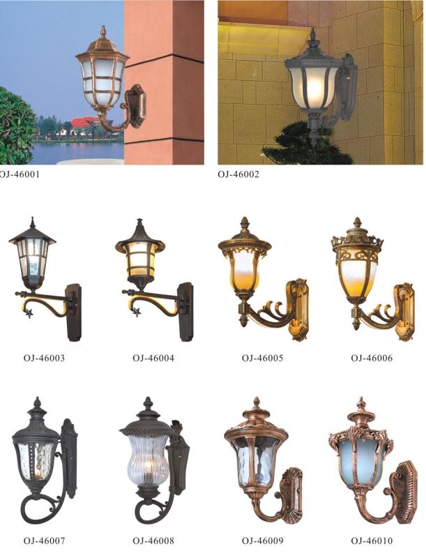 景观灯厂家的灯具在生活中扮演重要的角色