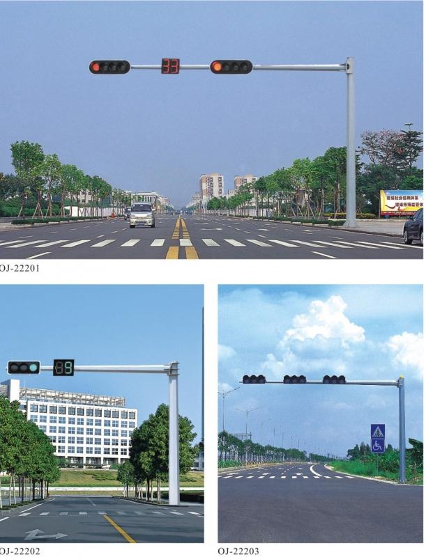 景观灯厂家谈交通信号灯有效的指挥交通