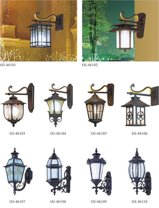 景观灯厂家阐述安装景观灯前的设计