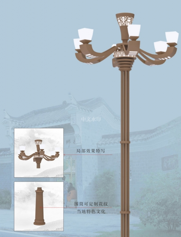 路灯电源系统与传统光源的区别