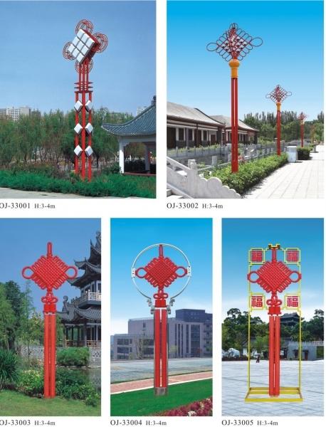LED中国结和led灯笼的优点