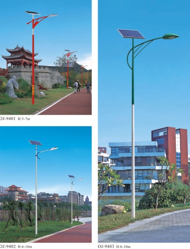 太阳能路灯厂家介绍,哪些方式可以提高自身灯具行业实力