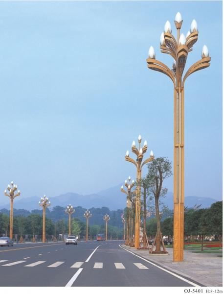 玉兰灯报价的高底取决于哪一个部件?